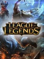 League of Legends Riot Points Riot 1380 RP Key EUROPE WEST