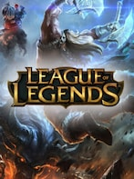 League of Legends Riot Points Riot 3500 RP Key NORTH AMERICA
