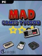 Mad Games Tycoon Steam Key GLOBAL