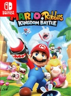 Mario + Rabbids Kingdom Battle (Nintendo Switch) - Nintendo Key - EUROPE