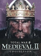 Medieval II: Total War Collection (PC) - Steam Key - GLOBAL