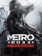 Metro 2033 Redux Steam Key BRAZIL
