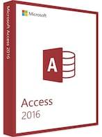 Microsoft Access 2016 (PC) - Microsoft Key - GLOBAL
