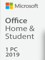 Microsoft Office Home & Student 2019 Microsoft Key GLOBAL