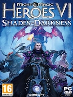 Might & Magic Heroes VI - Shades of Darkness Ubisoft Connect Key GLOBAL