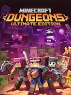 Minecraft: Dungeons | Ultimate Edition (PC) - Steam Gift - NORTH AMERICA