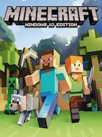Minecraft: Windows 10 Edition (PC) - Microsoft Key - GLOBAL