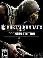 Mortal Kombat X Premium Edition Steam Key GLOBAL