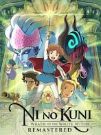 Ni no Kuni Wrath of the White Witch Remastered (PC) - Steam Key - EUROPE