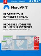 NordVPN VPN Service (PC, Android, Mac, iOS) 6 Devices, 1 Year - NordVPN Key - GLOBAL