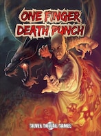 One Finger Death Punch Steam Key GLOBAL