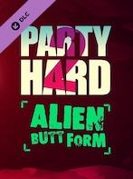 Party Hard 2 DLC: Alien Butt Form (PC) - Steam Key - GLOBAL
