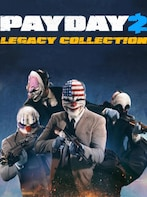 PAYDAY 2: Legacy Collection (PC) - Steam Key - GLOBAL