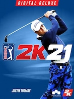 PGA TOUR 2k21   Deluxe Edition (PC) - Steam Key - GLOBAL