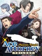 Phoenix Wright: Ace Attorney Trilogy Steam Key GLOBAL