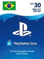 PlayStation Network Gift Card 30 BRL - PSN - Key BRAZIL