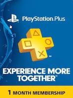 Playstation Plus CARD 30 Days SAUDI ARABIA PSN