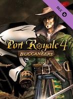 Port Royale 4 - Buccaneers (PC) - Steam Key - GLOBAL