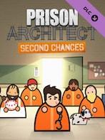 Prison Architect - Second Chances DLC (PC) - Steam Gift - GLOBAL