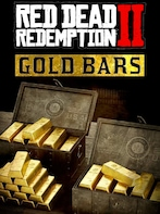 RED DEAD REDEMPTION 2 Online 25 Gold Bars (Xbox One) - Xbox Live Key - GLOBAL
