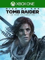 Rise of the Tomb Raider 20 Years Celebration (Xbox One) - Xbox Live Key - EUROPE