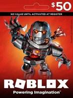 Roblox Card 50 USD - Roblox Key - GLOBAL