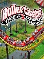 RollerCoaster Tycoon 3: Complete Edition (PC) - Steam Key - GLOBAL