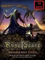 RuneScape Membership Timecard 24 Days (PC) - Runescape Key - GLOBAL