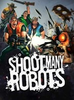 Shoot Many Robots Steam Key GLOBAL