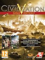 Sid Meier's Civilization V: Gold Edition (PC) - Steam Key - GLOBAL