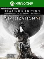 Sid Meier's Civilization VI   Platinum Edition (Xbox One) - Xbox Live Key - UNITED STATES