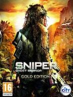 Sniper: Ghost Warrior - Gold Edition Steam Key GLOBAL