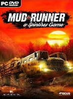 Spintires: MudRunner Steam Key PC GLOBAL