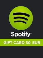 Spotify Gift Card 30 EUR Spotify GERMANY