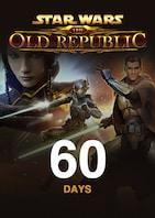 Star Wars The Old Republic Prepaid Time Card 60 Days GLOBAL Star Wars