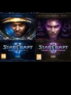 Starcraft 2: Wings of Liberty + Heart of the Swarm Battle.net Key GLOBAL