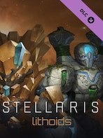Stellaris: Lithoids Species Pack (PC) - Steam Key - GLOBAL