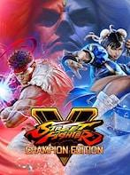 Street Fighter V | Champion Edition (PC) - Steam Key - GLOBAL