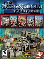 Stronghold Collection Steam Key GLOBAL
