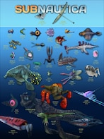 Subnautica Steam Gift GLOBAL