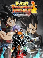 SUPER DRAGON BALL HEROES WORLD MISSION Steam Key GLOBAL