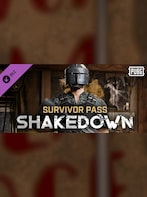 Survivor Pass: Shakedown (PUBG) (DLC) - Steam - Key GLOBAL