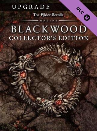 The Elder Scrolls Online: Blackwood UPGRADE | Collector's Edition (PC) - TESO Key - GLOBAL