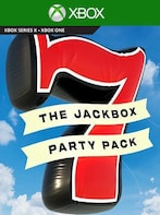 The Jackbox Party Pack 7 (PC) - Steam Gift - EUROPE