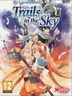 The Legend of Heroes: Trails in the Sky SC Steam Key GLOBAL