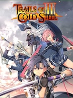 The Legend of Heroes: Trails of Cold Steel III (PC) - Steam Key - GLOBAL