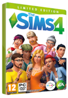 The Sims 4 Limited Edition Origin Key GLOBAL
