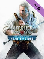 The Witcher 3: Wild Hunt - Hearts of Stone GOG.COM Key GLOBAL