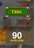 Tibia PACC Premium Time 90 Days Cipsoft Code GLOBAL