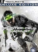 Tom Clancy's Splinter Cell: Blacklist Deluxe Edition Ubisoft Connect Key GLOBAL